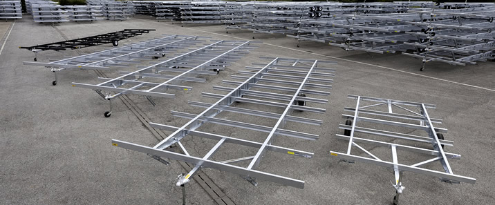 Galvanised Chassis with 12 year warranty